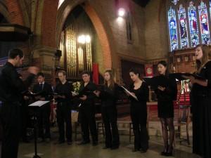 The Aditi Singers